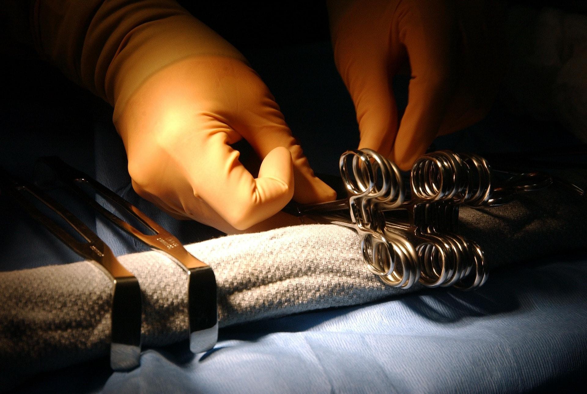 ketamine for chronic pain post-surgery
