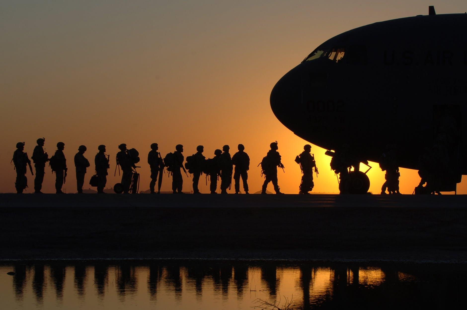 veterans boarding